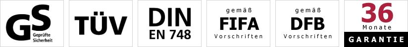 Fussballtore: Kleinfeldtor kaufen im Shop
