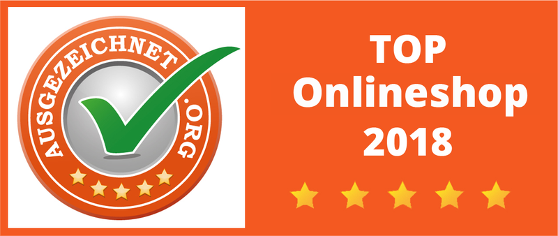 Top OnlineShop 2018 - Bild