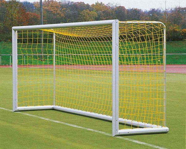 Tornetz 5,15 x 2,05 m für Jugendtor mit 4 mm Netzstärke Tortiefe oben 100 cm unten 100 cm