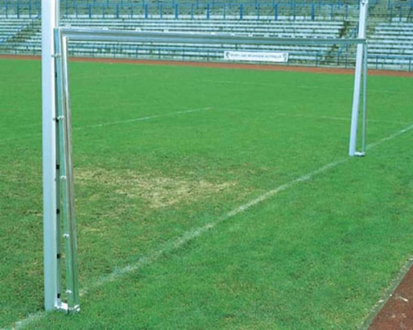 Bodenrahmen für Fußballtor 7,32 x 2,44m Modell Bundesliga