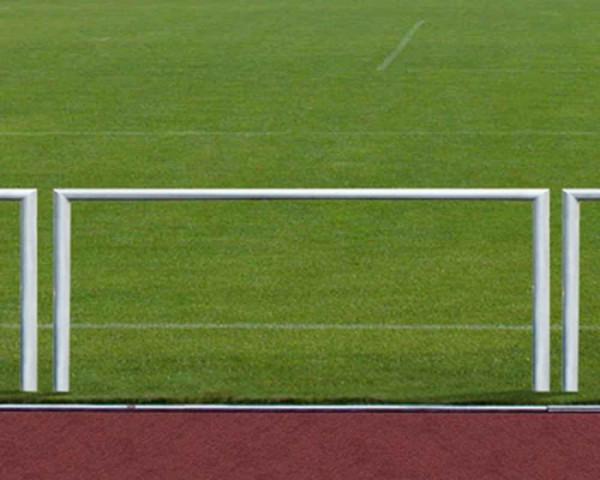 Sportplatz Barrieren System Modular