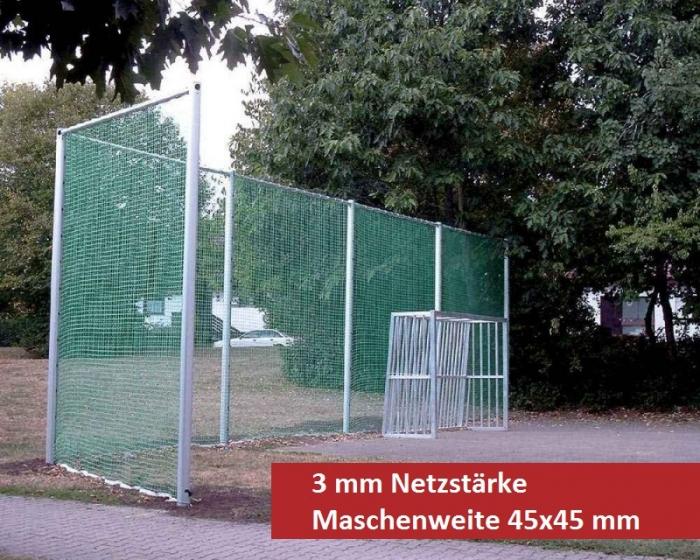 Ballfangnetz 3 mm Maschenweite 45x45 mm