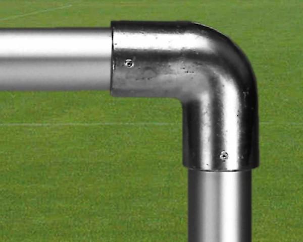 Bogenstück für Sportplatz Barriere 60 mm