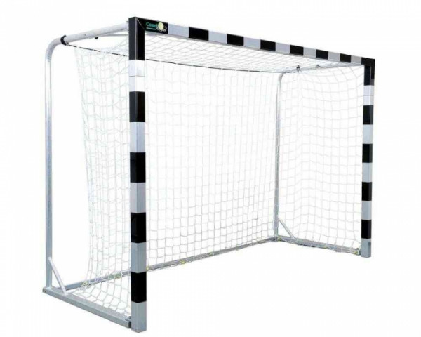 Tornetz 3,10 x 2,10 m für Kleinfeldtormit 4 mm NetzstärkeTortiefe oben 80 cm unten 100 cm
