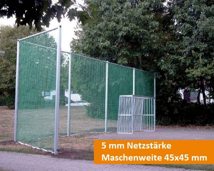Ballfangnetz 5 mm Maschenweite 45x45 mm