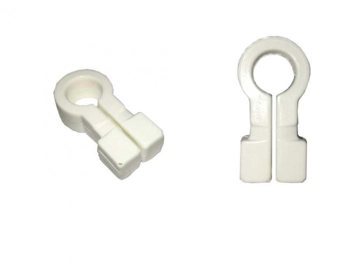 Kunststoff Tornetzhalter X VPE 20 Stück