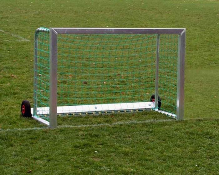 Mini Fußballtor 120x80cm kippsicher