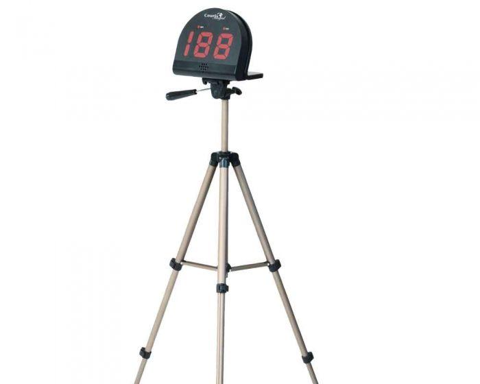 Stativ für Sport Radar