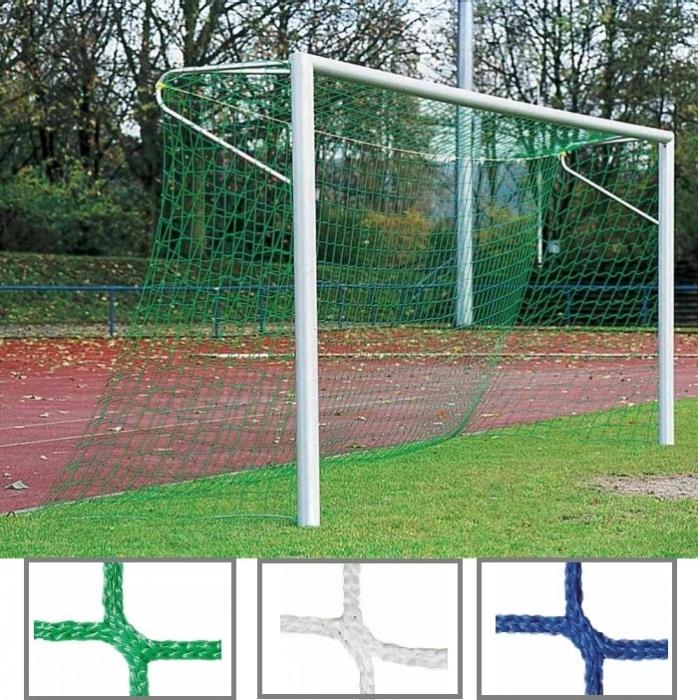 Tornetz 7,50 x 2,50 m mit 4 mm NetzstärkeTortiefe oben 80 cm unten 150 cm