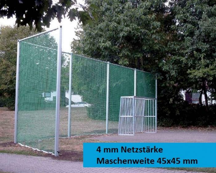 Ballfangnetz 4 mm Maschenweite 45x45 mm