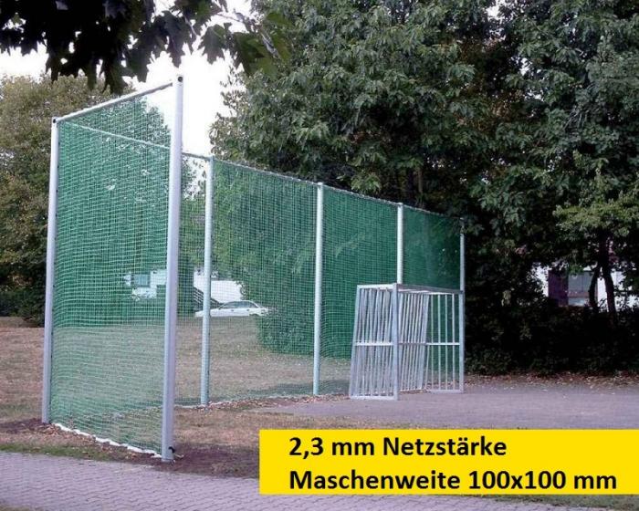 Ballfangnetz 2,3 mm Maschenweite 100x100 mm