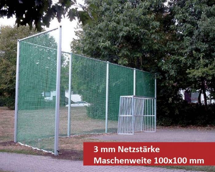 Ballfangnetz 3 mm Maschenweite 100x100 mm