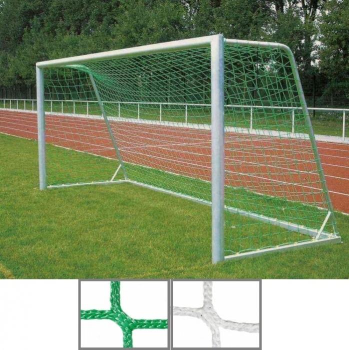Tornetz 5,15 x 2,05 m für Jugendtor mit 5 mm Netzstärke Tortiefe oben 80 cm unten 150 cm