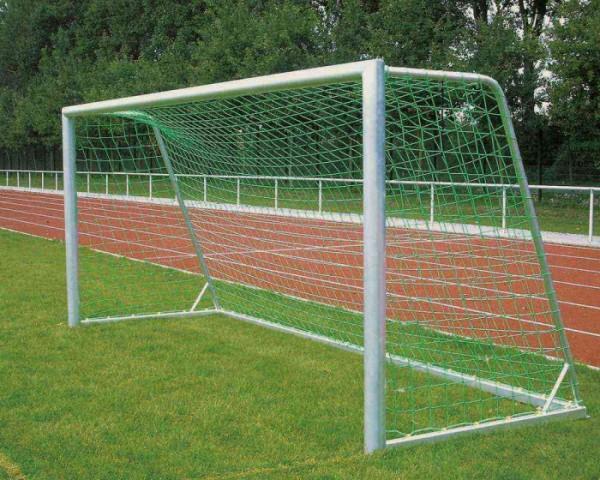 Tornetz 5,15 x 2,05 m für Jugendtor mit 3 mm Netzstärke Tortiefe oben 80 cm unten 150 cm