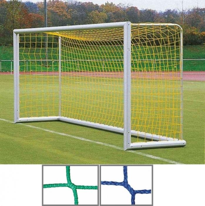 Tornetz 5,15 x 2,05 m für Jugendtor mit 3 mm Netzstärke Tortiefe oben 100 cm unten 100 cm
