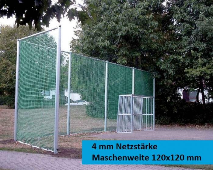 Ballfangnetz 4 mm Maschenweite 120x120 mm