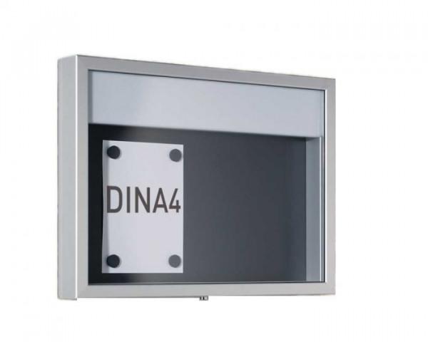 Schaukasten für Innen und Außen 700 x 525 mm