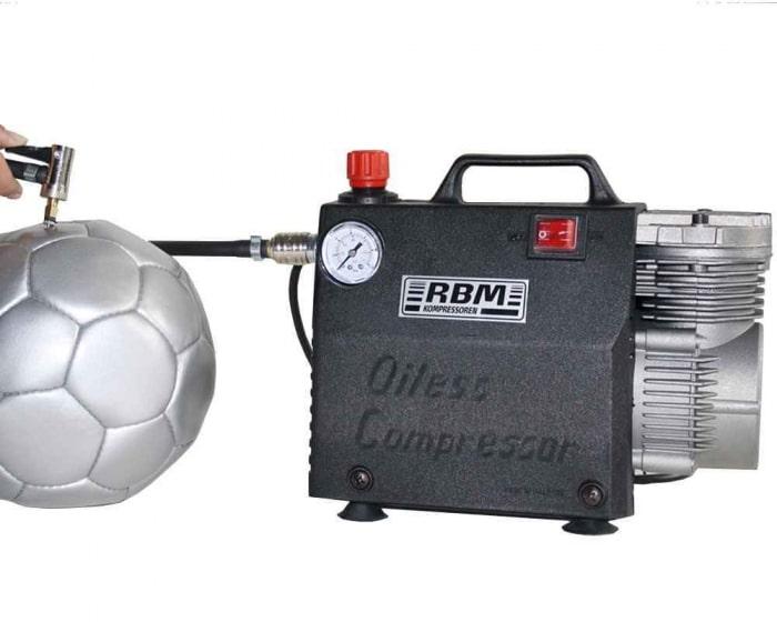 Elektrische Ballpumpe  MK 50