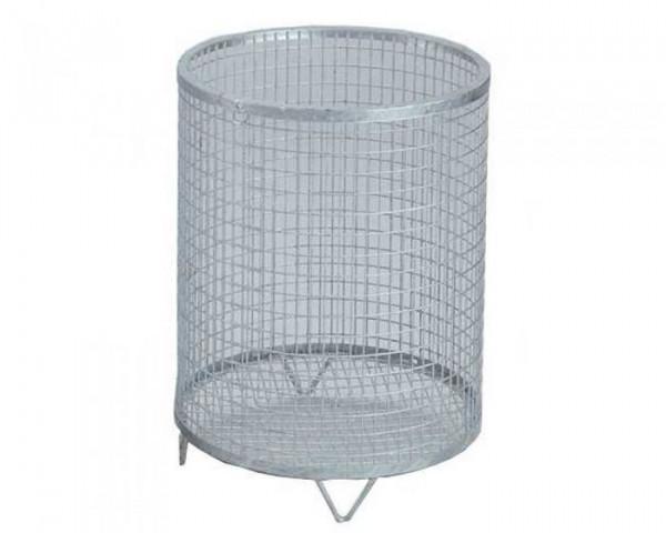 Abfallbehälter Drahtkorb 63 I