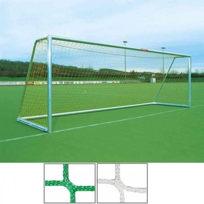 Tornetz 7,50 x 2,50 m mit 5 mm Netzstärke Tortiefe oben 80 cm unten 200 cm
