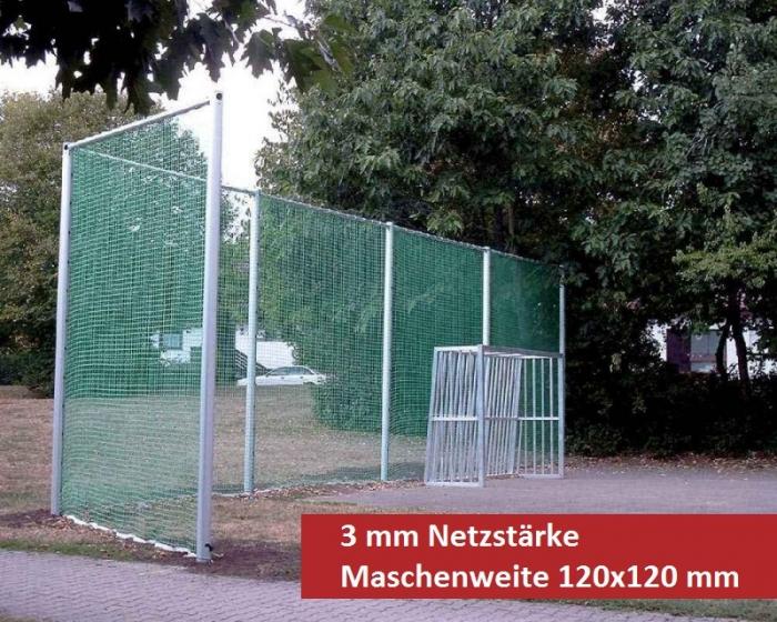 Ballfangnetz 3 mm Maschenweite 120x120 mm